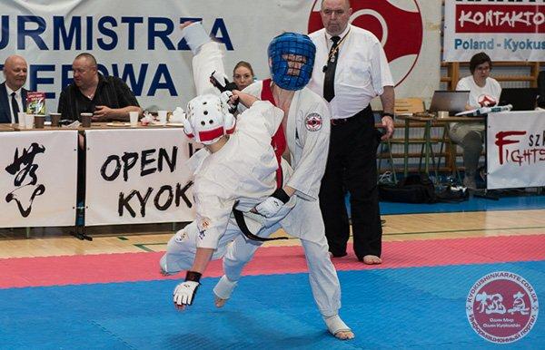 19th Kyokushin Karate Tournament Mayor's Cup Jozefow ...